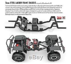 Redcat Everest Gen7 Pro Echelle Rc Au 1/10 Sur Télécommande Rock Crawler Green