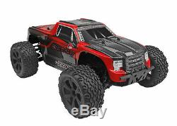 Redcat Racing Blackout Xte 1/10 Télécommande Électrique Rc 4x4 Buggy Camion Rouge