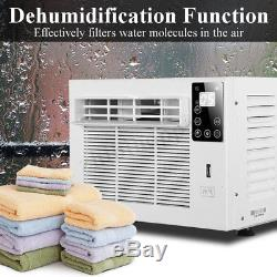 Refroidissement Portatif De Climatiseur De Chauffage 1000w / Déshumidification De Synchronisation De Chauffage