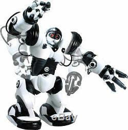 Robot À Télécommande Radiocommandé Interactif Rc Roboactor Robo Girl Boy Toy