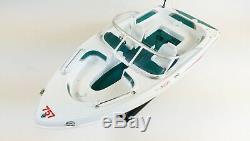 Royaume-uni Radio Télécommande Hélices Jumelles Ocean Power Boat Atlantic Yacht Modèle Rc