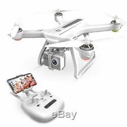 Saint Pierre Hs700 Fpv Selfie Drone Avec Brushless Caméra Hd 5g Wifi Moteur