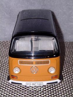 Schuco Schucotronic Vw T2a Bus Die Cast Emmote Contrôle 118 Barème! Nos/nib