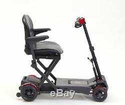 Scooter De Mobilité Se Pliant À Télécommande Électrique Automatique Reduit