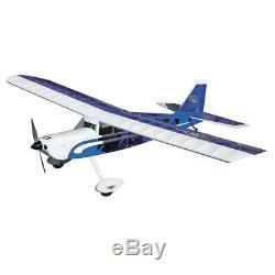 Sig Kadet Principal Sport Rc À Distance Formateur Avion Arf Bleu Contrôle Sigrc96egarfb