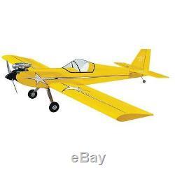 Sig Quatre Étoiles 40,40 Rc Télécommande Balsa Avion Kit Sigrc44
