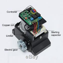 Support À Télécommande D'automatic1m D'opérateur Électrique D'ouvre-porte Coulissante De 370w
