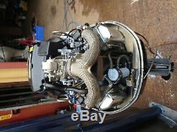 Suzuki 25cv 4 Temps Démarrage Moteur Hors-bord Électrique Télécommande Arbre Long