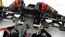 Tacon 1/14 Soar Buggy Électrique Rc À Distance Buggy Car Control Brosse Prêt À Fonctionner