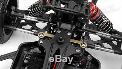 Tacon Thriller 1/14 Short Course Remote Control Rc Chariot Électrique Brosse Rtr