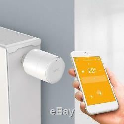 Tado Intelligent Radiateur Thermostat Horizontal Starter Kit V3 Avec 2 Smart Tado Vrt