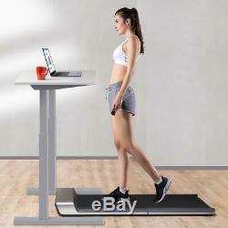 Tapis Roulant Pliant Électrique Intelligent Marche Pad A1 Portable Gym Cardio Excercise