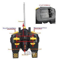 Télécommande Bulldozer Pelle Construction Chargeur Frontal Véhicule Tombereau Jouet