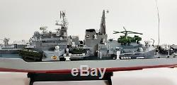 Télécommandé Rc Bataille Militaire Smasher Destroyer Modèle Destroyer Bateau