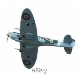 Télécommande Rc Spitfire V2 4ch Radio Controlled Avions Rtf Hobby Vol