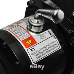 Treuil Électrique 13000 Lbs 12v Force De Traction De 5909 KG Télécommande Sans Fil