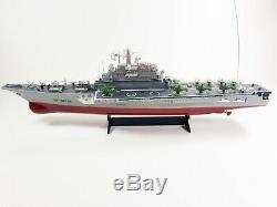 Uk Nouveau Télécommande Marine Porte-avions Rc Modèle Speed boat Bataille Navale Toy