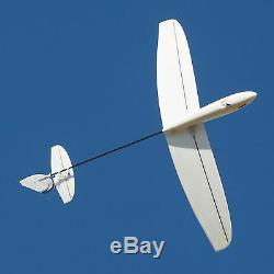 Umx Whipit Whip It Dlg Bnf Basic Discus Lancement Rc Télécommande Planeur Eflu3150