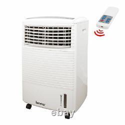Unité De Refroidissement D'air Portable 10l 60w Et Ventilateur De Réglage À Distance