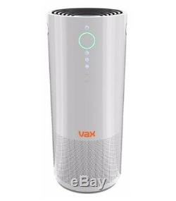 Vax Acamv101 Cylindrique Vertical Haut-débit D'air Purificateur Rrp £ 299.99
