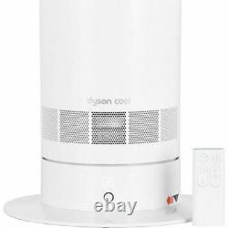 Ventilateur De La Tour De Refroidissement Dyson Am07 En Blanc/argent