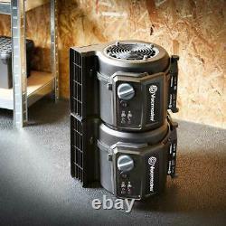 Ventilateur De Refroidissement Vacmaster Cardio54 Ventilateur D'entraînement Turbo Intérieur Avec Télécommande