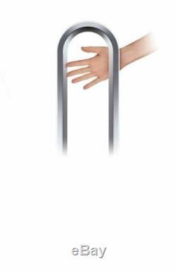 Ventilateur De Tour Dyson Cool Am07 - Blanc / Argent Remis À Neuf, Garantie De 1 An