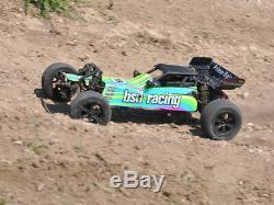 Voiture Télécommandée Télécommandée Bsd Racing Prime Baja 1 / 10ème