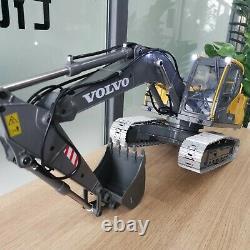 Volvo Nouvelle Arrivée E010/593 114 Rc Excavateur 2.4g Remote Control Dump Truck