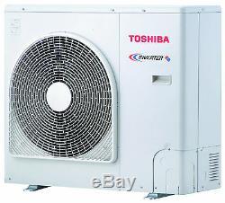 Wall Toshiba Climatiseur Mural Pompe À Chaleur Air Intérieur Con R32