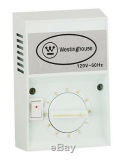 Westinghouse 7861400 Industriel De 56 Pouces À Trois Pales Du Ventilateur Intérieur Plafond Pack 2