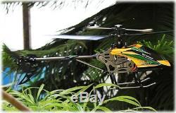 Wltoys V912 4ch 2.4ghz Radiocommandé Hélicoptère Radiocommandé Simple Lame Rtf